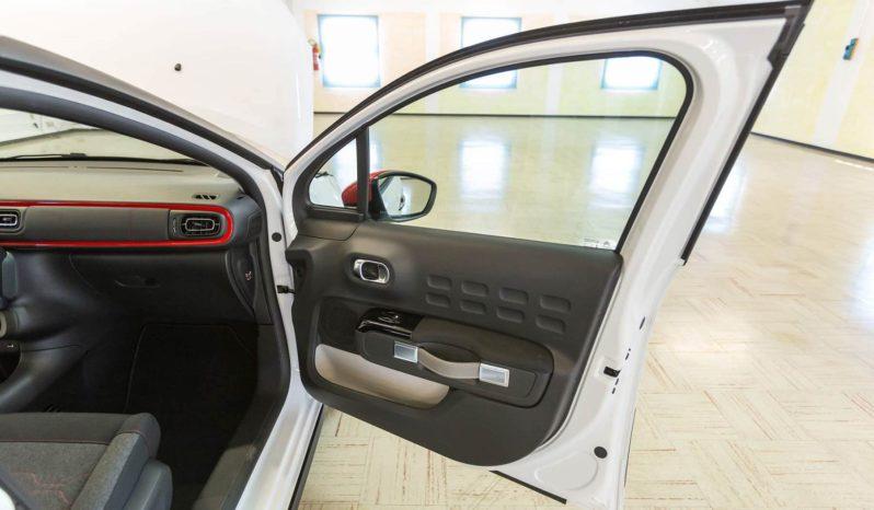 Citroen Interni C3 Bianca Tetto Rosso Capsule Red km0 Porta