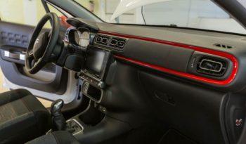 Citroen Interni C3 Bianca Tetto Rosso Capsule Red km0 Anteriore