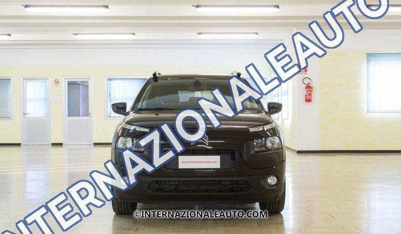 Citroen C4 Cactus Shine Interno Marrone Nero 17 km0
