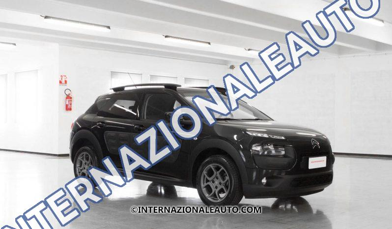 Citroen Interni C4 Cactus Feel Nero km0 obliquo