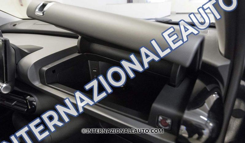 Citroen Interni C4 Cactus Puretech Feel Nero cassetto