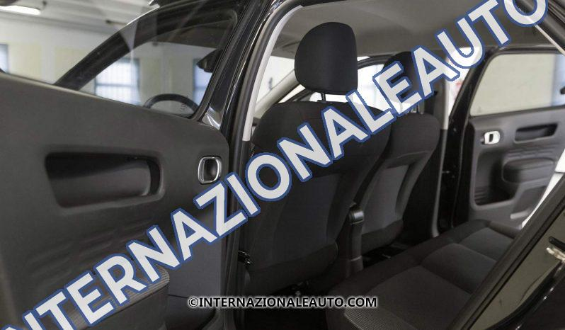 Citroen Interni C4 Cactus Feel Nero km0 porte