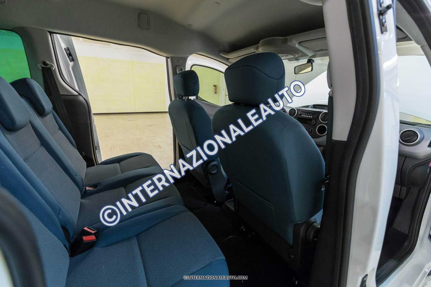 citroen berlingo multispace bluehdi 100 feel autocarro usata internazionaleauto. Black Bedroom Furniture Sets. Home Design Ideas
