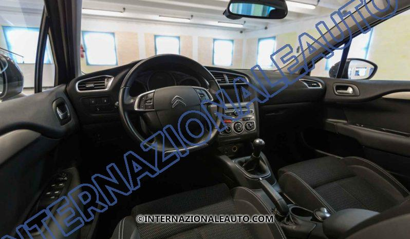 Citroen Interni C4 Berlina 1.6 Bluehdi 100 CV Grigio Platinum km0