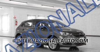 Citroen C4 Berlina 1.6 Bluehdi 100 CV Grigio Platinum km0