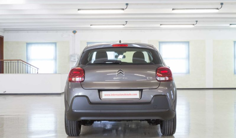 Citroen C3 Feel Grigio Platinum Km0 Retro