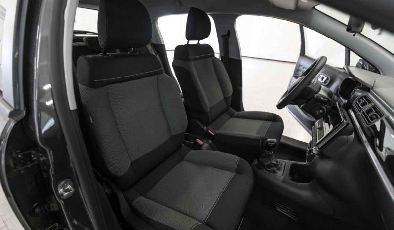 Citroen Interni C3 Feel Grigio Platinum Km0 Sedile Anteriore