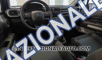 Citroen Interni C3 Bluehdi Feel Shark km0
