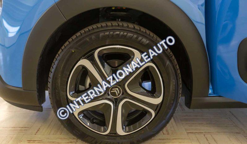 Citroen Interni C3 BlueHdi 75 Shine Blu Cobalto Usato
