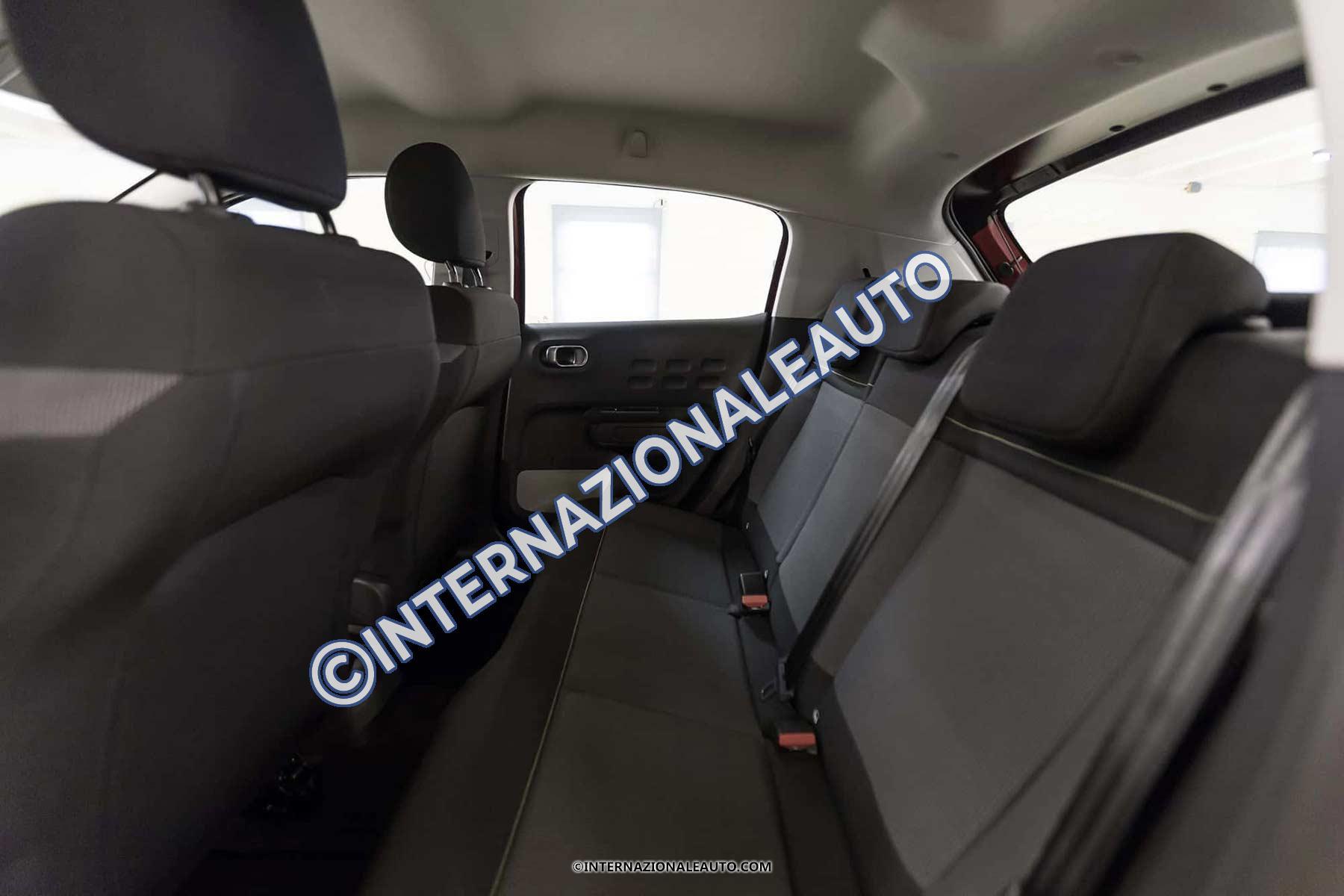 citroen c3 bluehdi 75 shine usata internazionaleauto. Black Bedroom Furniture Sets. Home Design Ideas