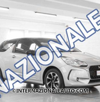 Citroen Ds3 Puretech 82 So Chic usata