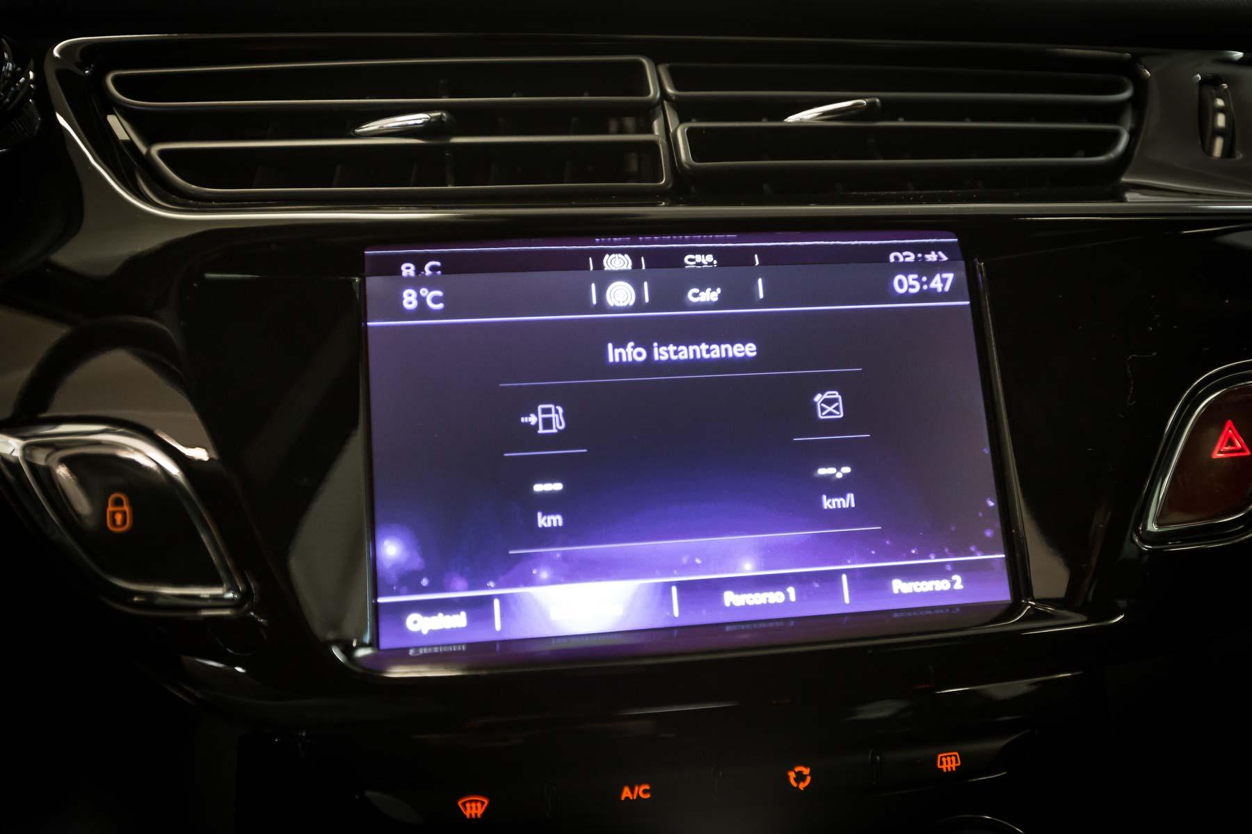 Citroen Interni Ds3 Puretech 82 So Chic usata