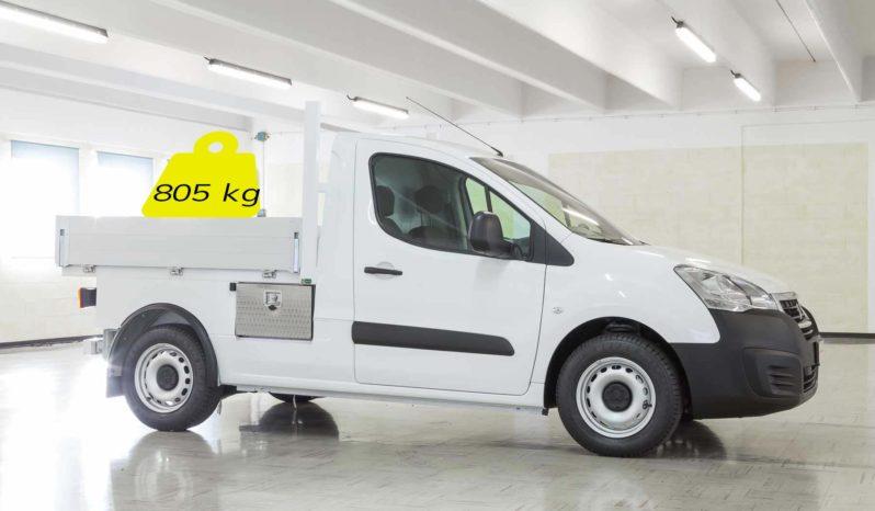 Peugeot Partner Bluehdi 100 L1 Pianale Cabinato km0