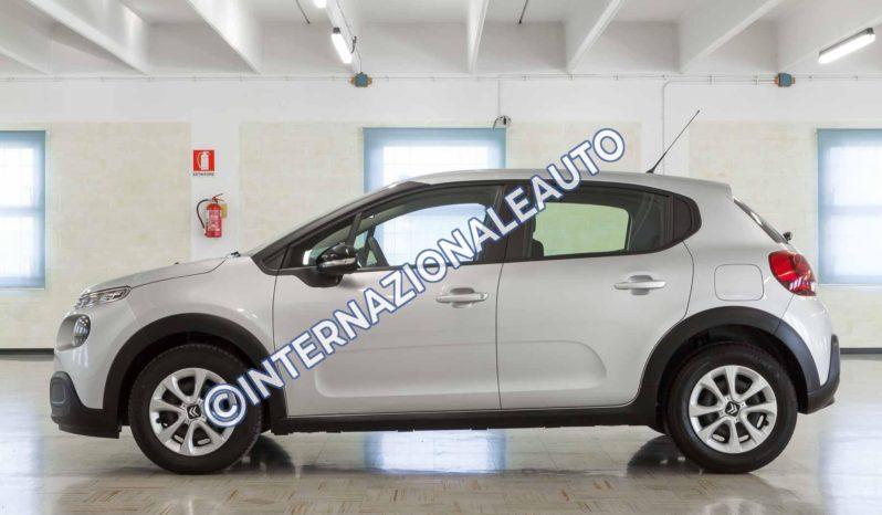 Citroen C3 Feel Senza Pack City Grigio Alluminio