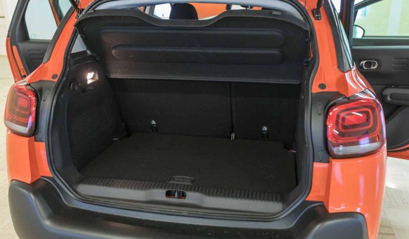 Citroen C3 Aircross Feel Arancione Tetto Nero Baule km0