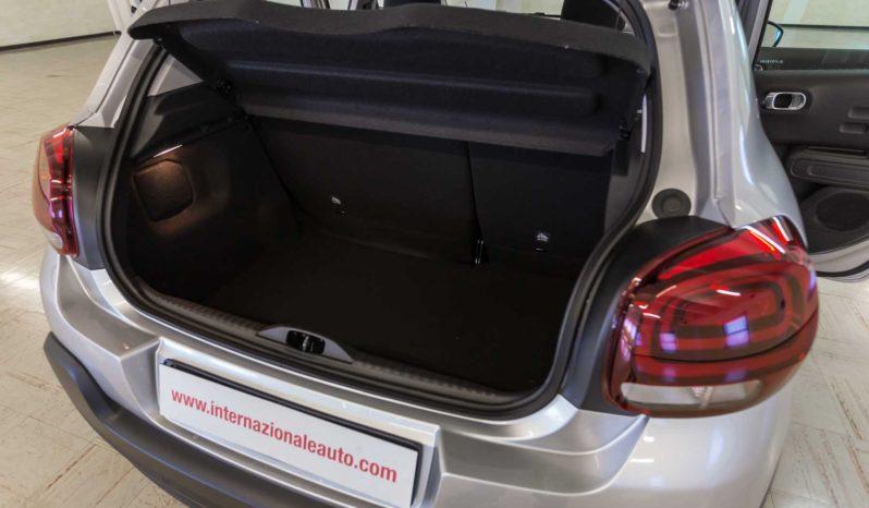 Citroen Interni C3 Feel Grigio Alluminio Airbump km0 Baule