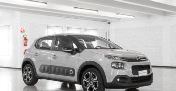 Citroen C3 Feel Soft Sand Airbump km0 Lato
