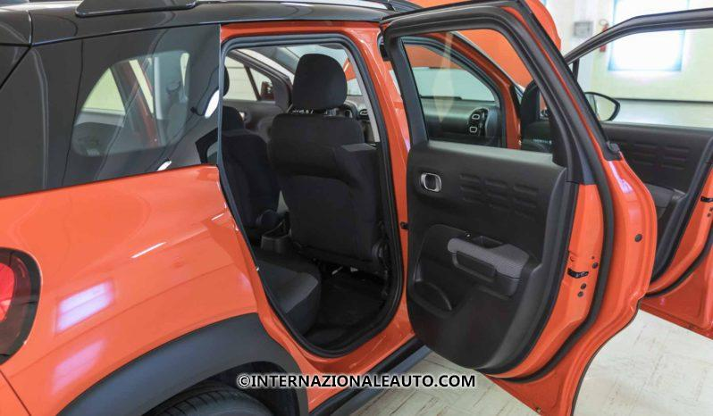 Citroen C3 Aircross Feel Arancione Tetto Nero Porte km0