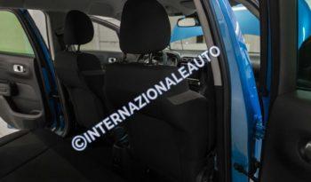 Citroen Interni C3 Aircross Feel Blu Barre Bianche