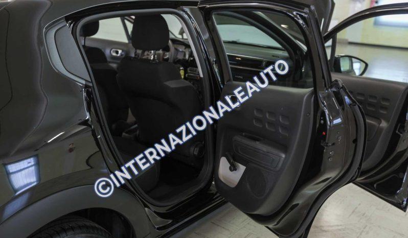 Citroen Interni C3 Feel Senza Pack City Nero