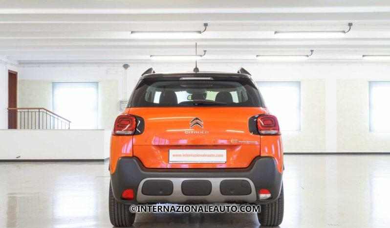Citroen C3 Aircross Feel Arancione Tetto Nero Retro km0