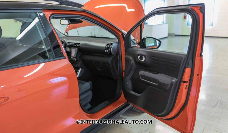Citroen C3 Aircross Feel Arancione Tetto Nero Porta km0