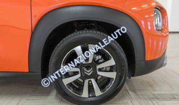 Citroen Interni C3 Aircross Feel Arancione Usata