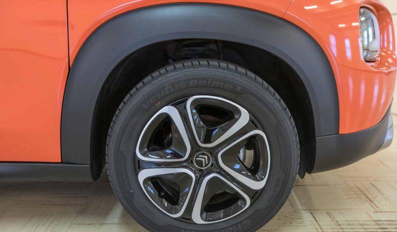 Citroen C3 Aircross Feel Arancione Tetto Nero Ruota km0
