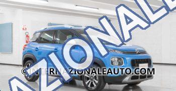 Citroen C3 Aircross Feel Blu Barre Bianche