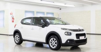 Citroen C3 Feel Bianco Puretech Pack City Light Lato