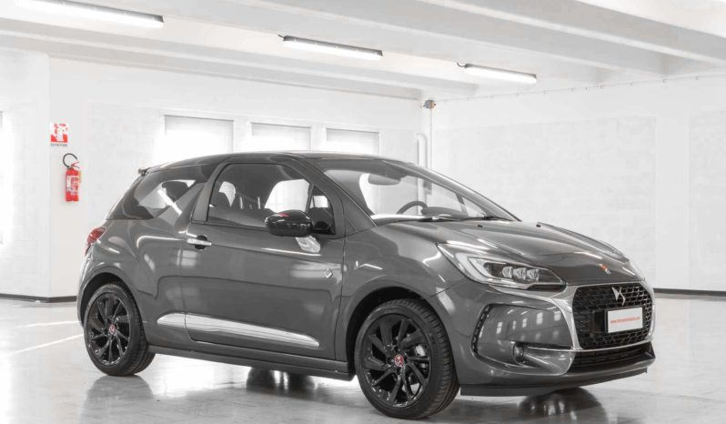 Citroen DS3 Performance Line Grigio Shark Tetto Nero