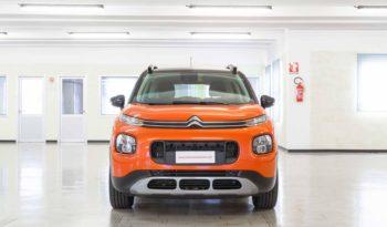 Citroen C3 Aircross Feel Arancione Tetto Nero Frontale km0