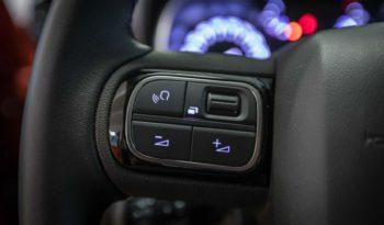 Citroen C3 Aircross Feel Arancione Tetto Nero Comandi Volante km0