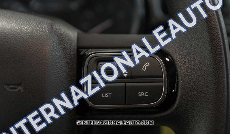 Citroen Interni C3 Feel Senza Pack City Nero