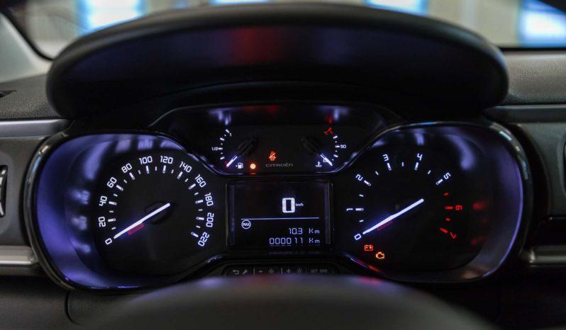 Citroen Interni C3 Feel Grigio Alluminio Airbump km0 Km