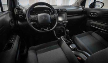 Citroen C3 Aircross Feel Arancione Tetto Nero Anteriore km0