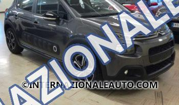 Citroen C3 Bluehdi 75 S&S Feel Grigio Shark km0