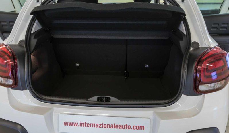 Citroen Interni C3 Feel Bianca Airbump Baule km0