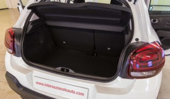 Citroen Interni C3 Feel Bianca Km0 Baule