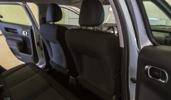 Citroen Interni C4 Cactus Feel Grigio Alluminio Km0 Posteriore