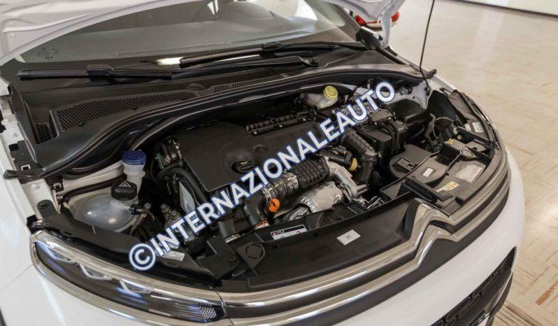 Citroen Interni C3 Bluehdi 75 S&S Feel Bianca Tetto Rosso km0