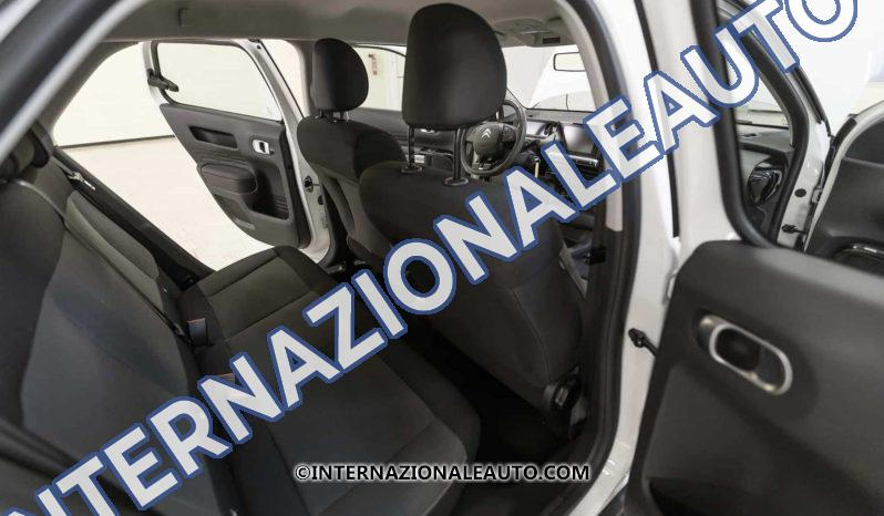 Citroen Interni C4 Cactus Bluehdi 100 Feel Bianco km0