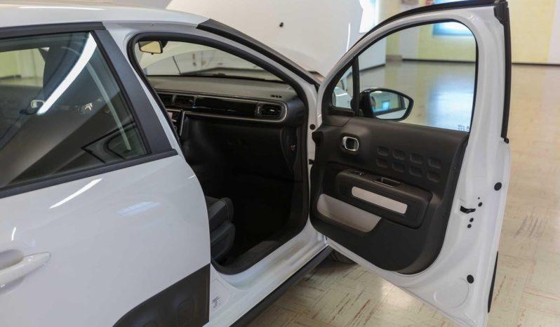 Citroen Interni C3 Feel Bianca Airbump Porta Anteriore km0