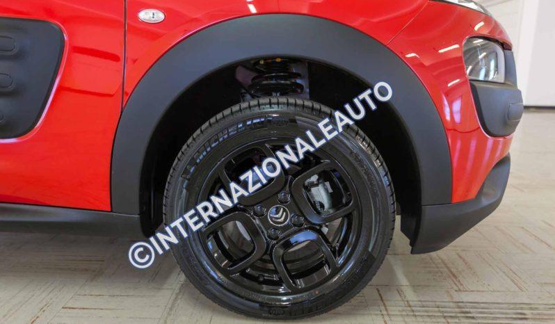 Citroen Interni C4 Cactus Feel Rossa Cerchi Neri km0