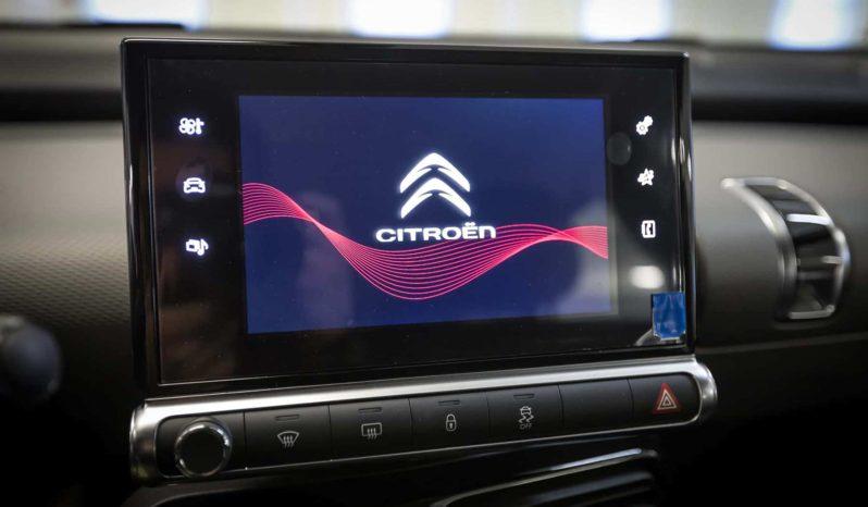 Citroen Interni C4 Cactus Feel Grigio Alluminio Km0 Display