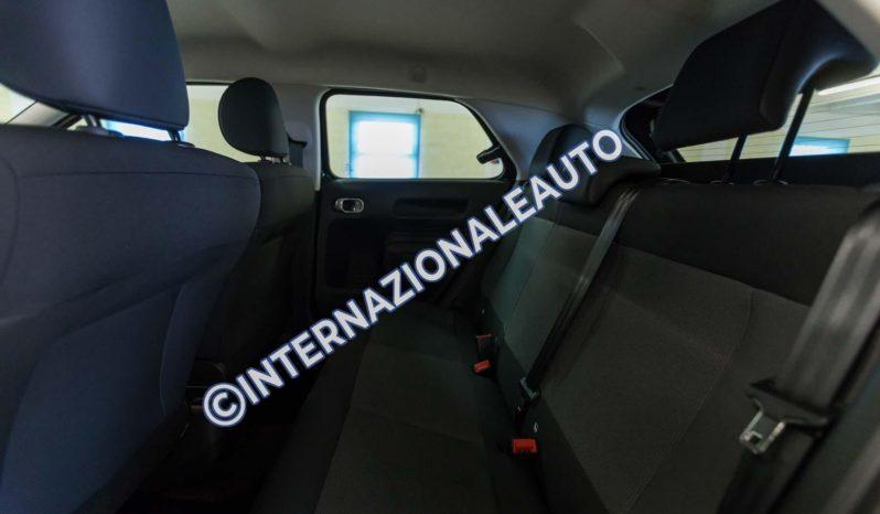 Citroen Interni C4 Cactus Feel Nera Specchietti Rossi km0