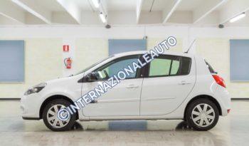Renault Clio Dynamique Gpl Bianco usata