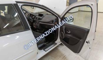 Renault Interno Clio Dynamique Gpl Bianco usata