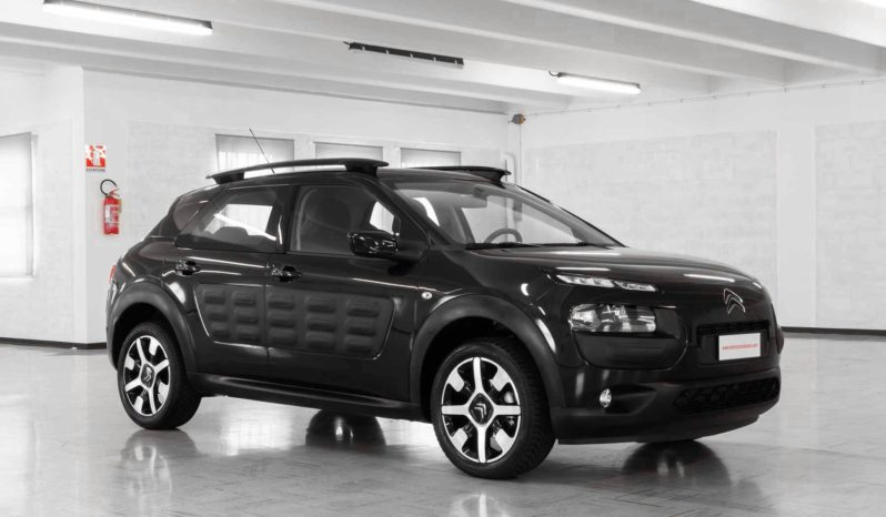 Citroen Interni C4 Cactus Feel Edition Nera km0 Lato