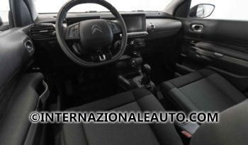 Citroen Interni C4 Cactus Feel Edition Nera km0 Anteriore